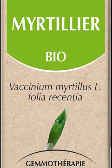Myrtillier Bio 50 ml