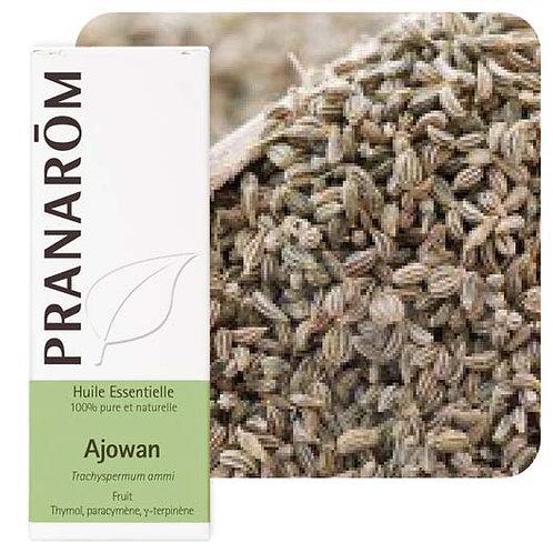Huile essentielle Ajowan - fruit 10 ml