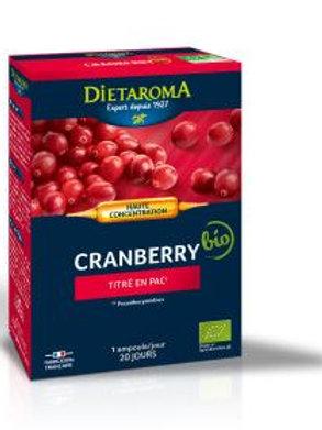 C.I.P. Cranberry Bio 20 amp x 10 ml