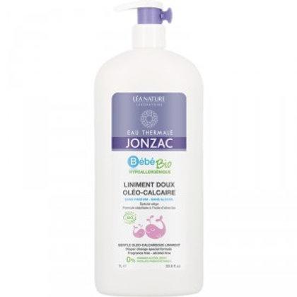 Bébé - Liniment doux oléo-calcaire bio - 1 L Jonzac