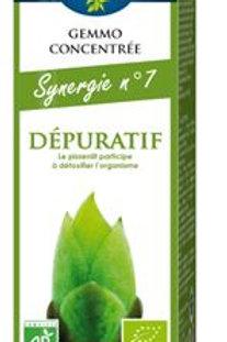 Gem Dépuratif Complexe Bio 50 ml