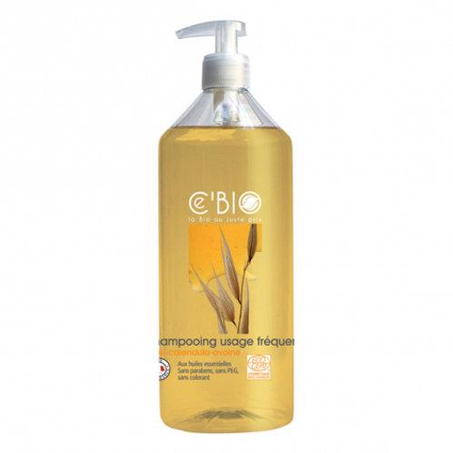 Shampooing usage fréquent 500ml Cébio