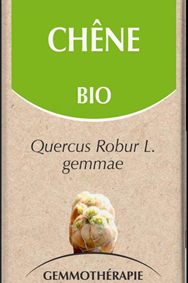 Chêne Bio 50 ml