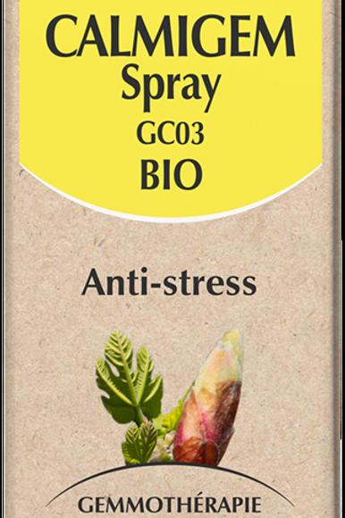 Calmigem Spray GC03 Bio 10 ml