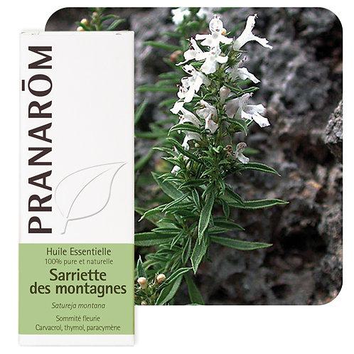 Huile essentielle Sarriette des montagnes - sommité fleurie 5 ml