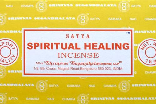 Encens Satya Guérison Spirituelle