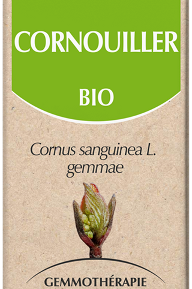 Cornouiller Bio 50 ml