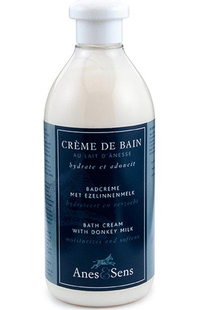Crème de bain au lait d'ânesse 400ml