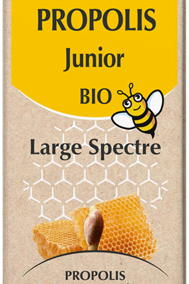 Propolis Junior Gouttes Bio 15 ml