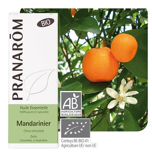 Huile essentielle Mandarinier - zeste BIO 10 ml