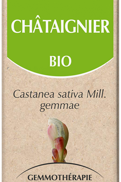 Chataignier Bio 50 ml