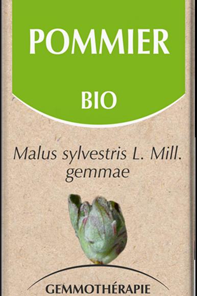 Pommier Bio 50 ml