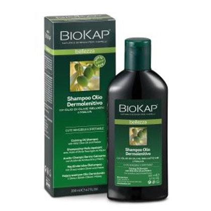 BIOKAP - Shampoing-Huile Apaisant