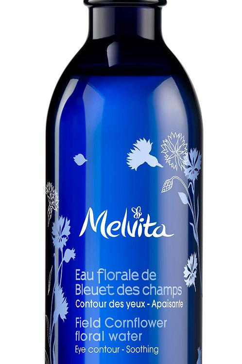 Eaux florales : eau florale de Bleuet 200 ml flacon plastique