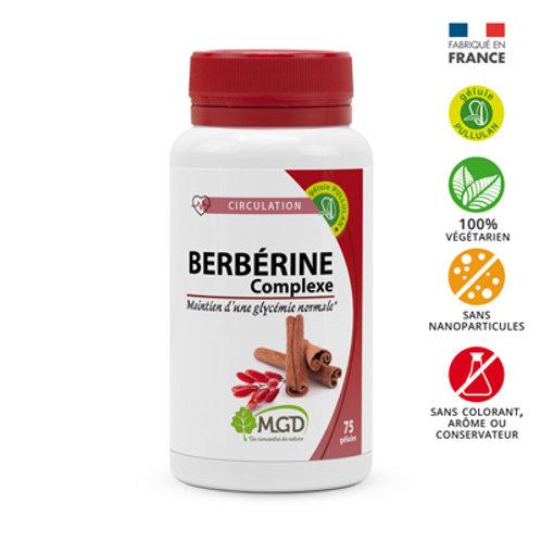 Complexe Berberis - Berberine 75 gel