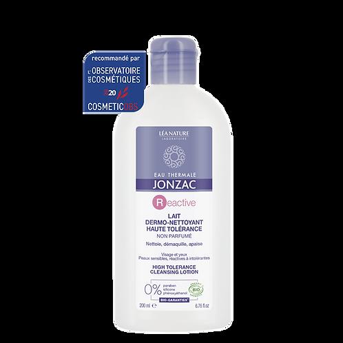 REactive - Lait dermo-nettoyant bio - 200ml Jonzac