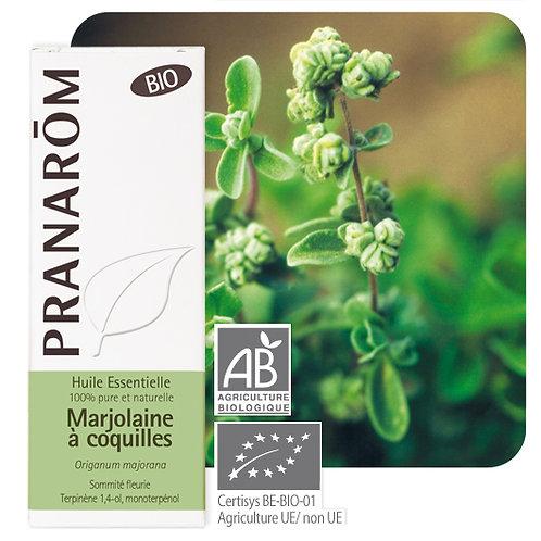 Huile essentielle Marjolaine à coquilles - sommité fleurie Bio 5 ml