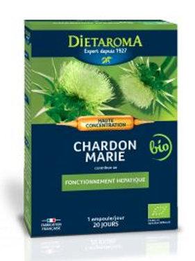 C.I.P. Chardon Marie Bio 20 amp x 10ml