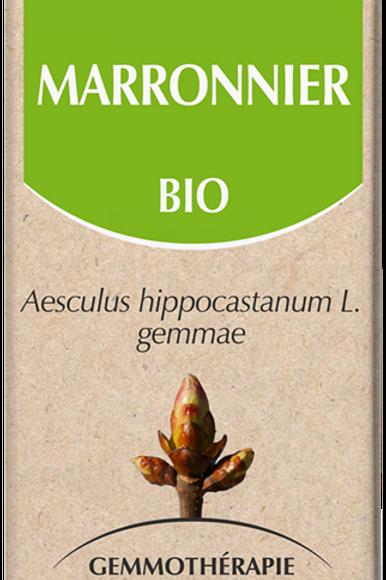 Marronnier Bio 50 ml