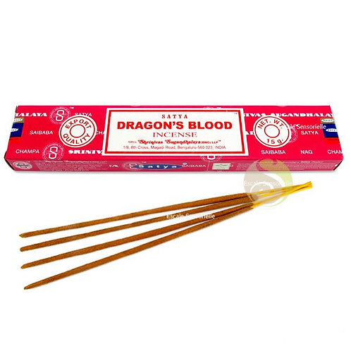 Encens satya Dragon's Blood 15 gr