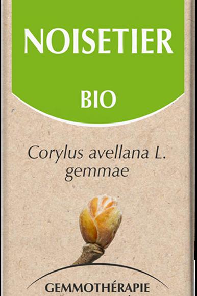 Noisetier Bio 50 ml