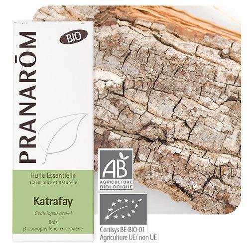 Huile essentielle Katrafay - bois BIO 10 ml