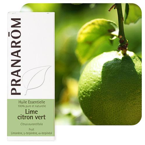Huile essentielle Lime - citron vert - fruit 10 ml