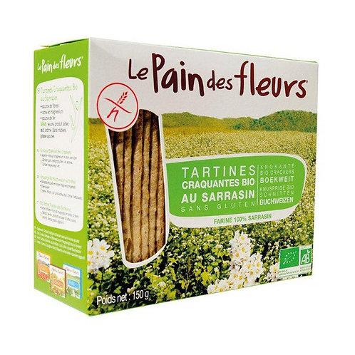 LPDF Tartines au sarrasin bio 150 gr