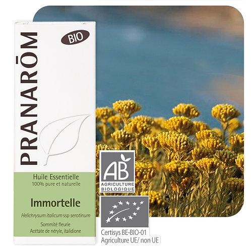 Huile essentielle Immortelle - sommité fleurie BIO 5 ml