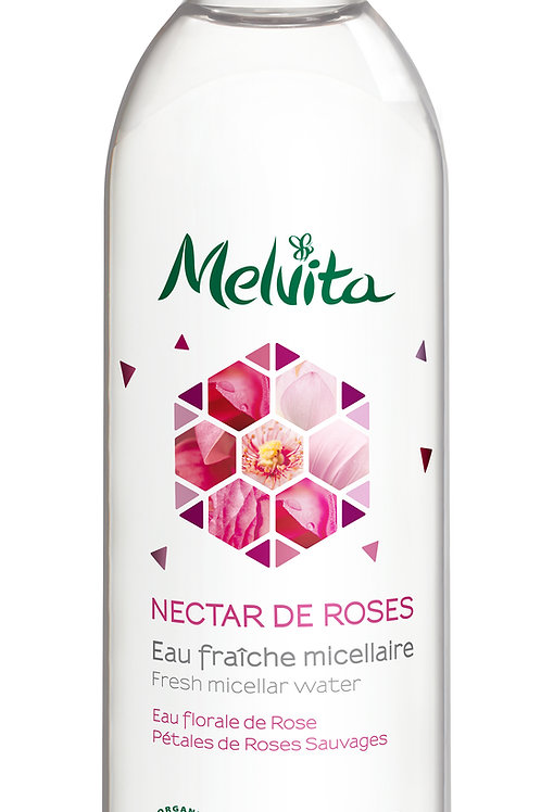 Nectar de rose eau fraîche micellaire  200 ml