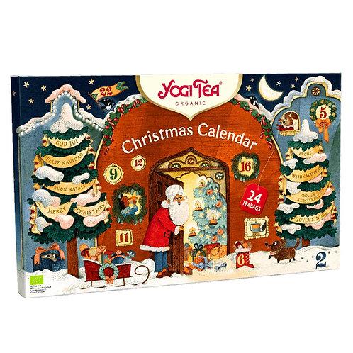 Yogi thé Christmas Calendar 24 infusions
