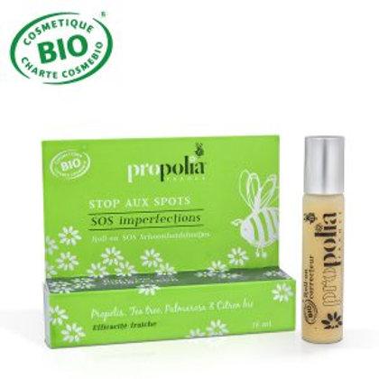 Roll-on SOS Imperfections Bio Propolis Tea tree 15 ml