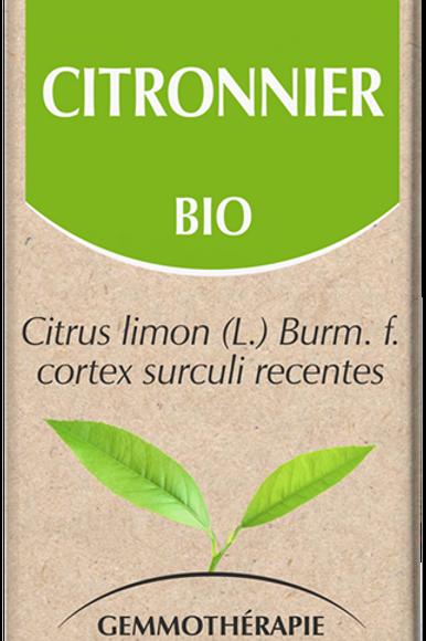 Citronnier Bio 50 ml