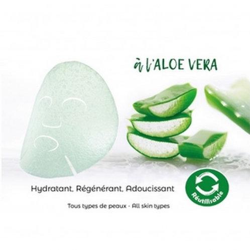 Masque Konjac à l'Aloe Vera