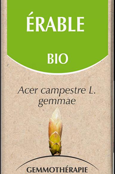 Erable mgc Bio 50 ml