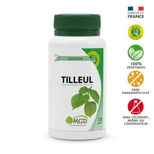 Aubier de TILLEUL 230 mg 120 gel