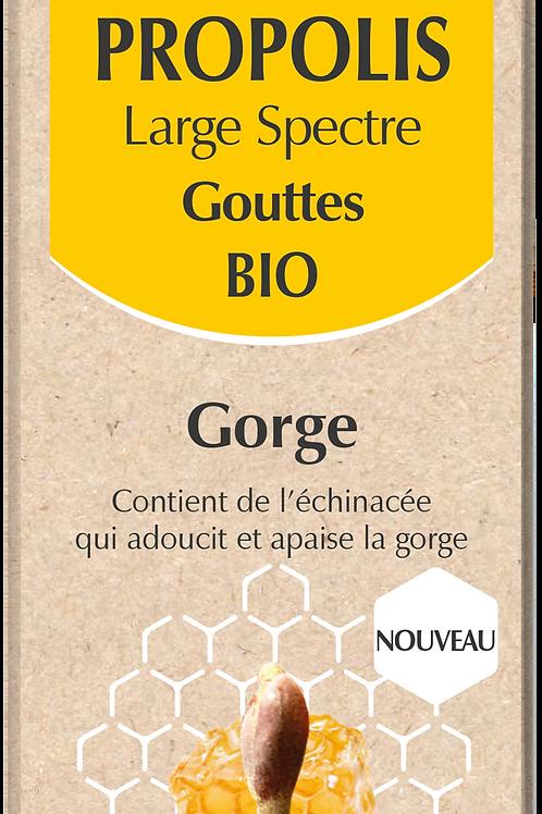 Propolis Large Spectre Gouttes Bio 50 ml