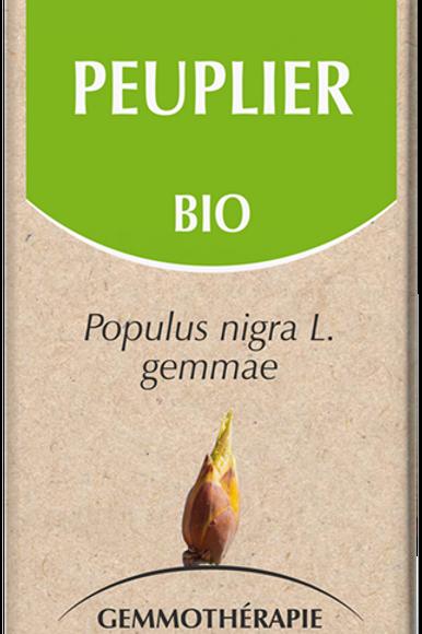Peuplier Bio 50 ml