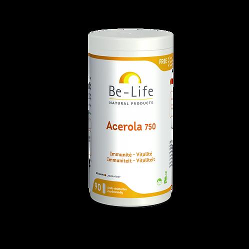 Acerola 750 90gél Be-life