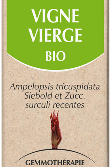 Vigne Vierge Bio 50 ml