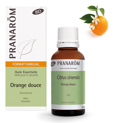 Huile essentielle orange douce 10 ml