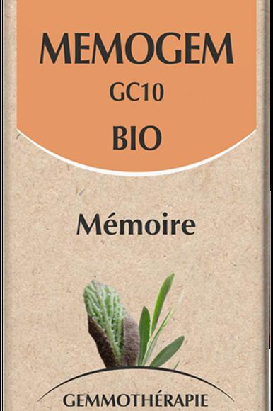 Mémogem GC10 Bio 50 ml