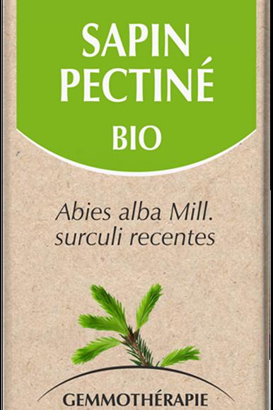 Sapin Pectiné Bio 50 ml