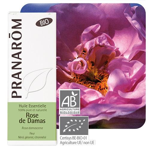 Huile essentielle Rose de Damas - fleur BIO 2 ml