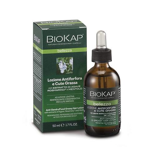 Biokap Lotion Anti-pelliculaire/Cheveux Gras 50 ml