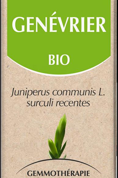 Genévrier Bio 50 ml