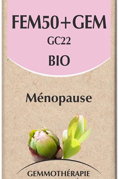 Fem 50 + Gem GC22 Bio 50 ml