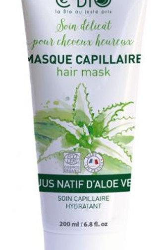 Masque capillaire 200 ml Cébio