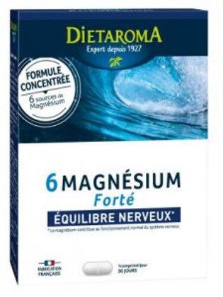 6 Magnésium Forte