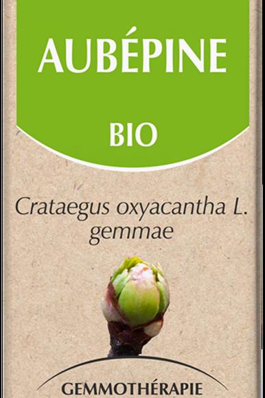 Aubepine Bio 50 ml